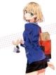 SHIROBAKO 第1巻(初回限定版)【特典:複製原画5枚セット入り(3種ランダム)】