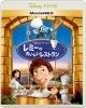 レミーのおいしいレストラン MovieNEX 【『モアナと伝説の海』オリジナルノート付】