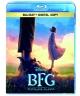 BFG:ビッグ・フレンドリー・ジャイアント ブルーレイ(デジタルコピー付き) 【購入特典:「美女と野獣」クリアアートカードコレクション(3枚セット)】
