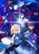 「Fate/stay night [Unlimited Blade Works] Blu-ray Disc Box I」【完全生産限定版】≪武内崇 描き下ろしタペストリー付≫