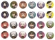 アイドリッシュセブン きゃらみゅ(第3弾 ver)チェンジング缶バッジ 12種セット