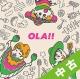 【中古ランク:A】OLA!!(クレヨンしんちゃん盤)【完全生産限定盤】