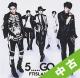 【中古ランク:A】5.....GO(通常盤)
