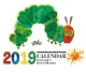 エリック・カールカレンダー 2019 カレンダー