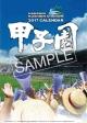甲子園球場 カレンダー 2017