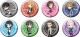 「ソードアート・オンライン -オーディナル・スケール-(劇場版)」 キャラバッジコレクション BOX