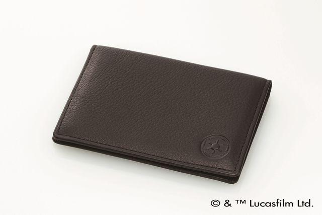 【蔦屋書店限定】スター・ウォーズ カードケース(ブラック)