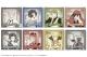 TVアニメ「文豪ストレイドッグス」 トレーディングミニ立色紙 BOX
