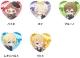 TVアニメ『王室教師ハイネ』 ハート型ラメアクリルバッジ BOX