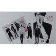 ジェジュン 2013 Mini Concert & Fanmeeting 'Your, My and Mine' Goods -フィギュア (3個) & 3Dクリアファイル