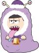 おそ松さん リア獣モフモフマスコットクリスマスver. イチゲルゲ