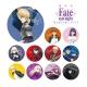 劇場版「Fate/stay night[Heaven's Feel]」 トレーディング缶バッジ BOX