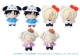 Yuri on Ice×Sanrio characters ぷちぬいマスコット BOX