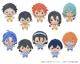『弱虫ペダル GLORY LINE Design produced by Sanrio 』ぷちぬいマスコット
