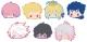 Fate/Grand Order Design Produced by Sanrio フェイスラバーコースター BOX