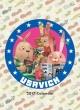 卓上 ウサビッチ カレンダー 2017