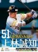 上林誠知(福岡ソフトバンクホークス) 2018 カレンダー