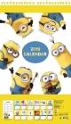 ミニオン 2018 カレンダー