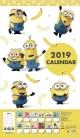 ミニオン 2019 カレンダー