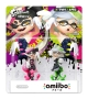 amiibo:シオカラーズセット[アオリ/ホタル](スプラトゥーンシリーズ)