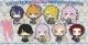 こえだらいずドロップR ラバーストラップコレクション 刀剣乱舞-ONLINE- vol.2 BOX