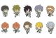 ラバーストラップコレクション アニメ「アイドルマスター SideM」vol.2 BOX