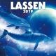 ラッセン(祝日訂正シール付き) 2019 カレンダー