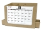 卓上 マルチ収納BOXスケジュール(祝日訂正シール付き) 2019 カレンダー