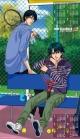 P 新テニスの王子様「リョーマ&徳川」 カレンダー 2013