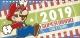 卓上 スーパーマリオ 2019 カレンダー