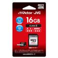 ビクター Micro SDカード 16GB Class6