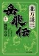 岳飛伝 瓢風の章 (12)