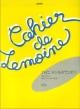 カイエドゥルモワンヌ 14のやさしい現代フランスピアノ作品(1)