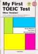 はじめての新TOEICテスト<新訂版> My First TOEIC Test