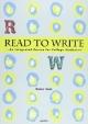 スキル総合型 英作文トレーニング READ TO WRITE-An Integrat