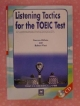 Listening tactics for the TOEIC test TOEICテストのためのリスニング戦略