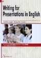 ライティングで学ぶ英語プレゼンテーションの基礎 グローバル社会へのワンステップ