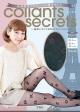 collants secrets~秘密のタイツBOOK black alphabet~ 田中里奈プロデュース透けタイツ