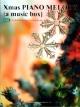 クリスマスに流れるピアノ(オルゴール)・メロディ