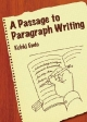 A Passage to Paragraph Writing 図解で学ぶパラグラフライティング