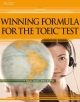 WINNING FORMULA FOR THE TOEIC TEST