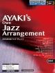 AYAKI流ジャズアレンジ エレクトーン5~3級 STAGEA・EL 月刊エレクトーンPLUS CD付