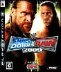 WWE2009 SmackDown vs Raw