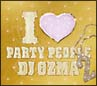 I LOVE PARTY PEOPLE 2(DVD付)