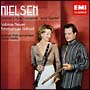 ニールセン:フルート協奏曲、クラリネット協奏曲、管楽五重奏曲