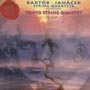 バルトーク&ヤナーチェク/弦楽四重奏曲全
