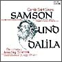 サン=サーンス:歌劇《サムソンとデリラ》