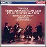 CREST 1000(424) ドヴォルザーク:弦楽五重奏曲第3番/ピアノ五重奏曲