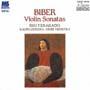 CREST 1000(225) ビーバー:ヴァイオリン・ソナタ集