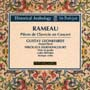 ヴァンガード名盤選 28 ラモ:コンセールによるクラヴサン曲集